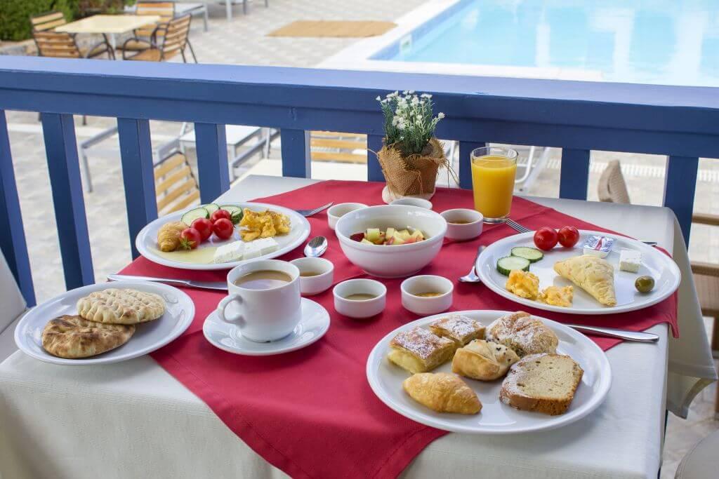 sakız adası kahvaltı
