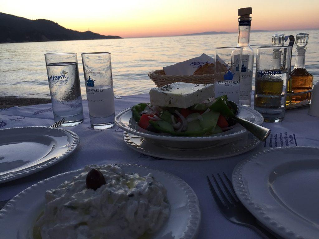 Meltemi Taverna Samos