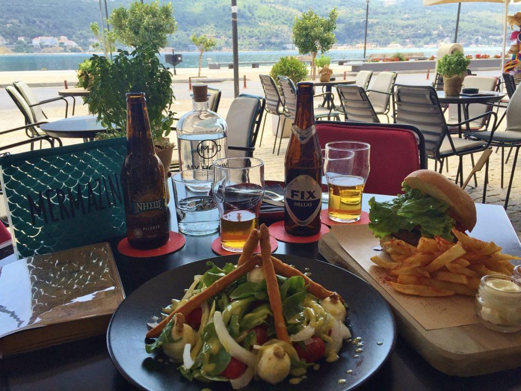 samos adası yemek fiyatları