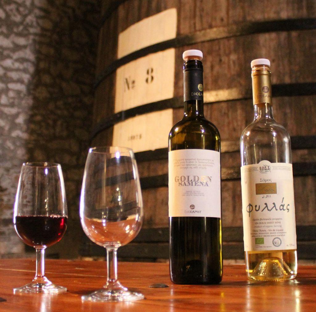 samos şarap müzesi