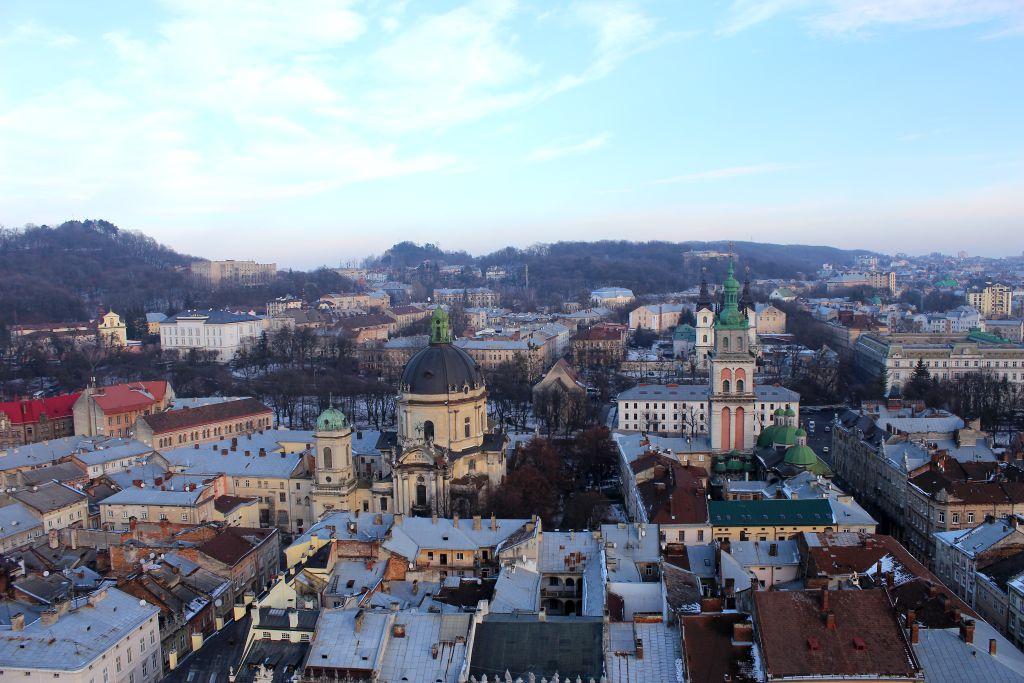 lviv ukrayna gezilecek noktalar