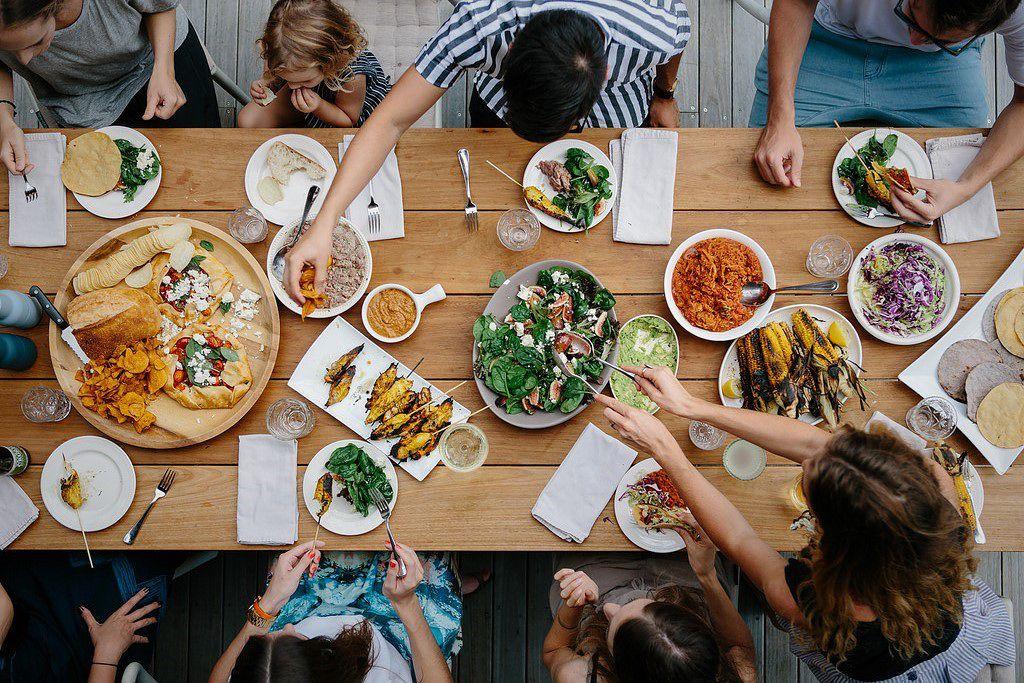 meal sharing nedir