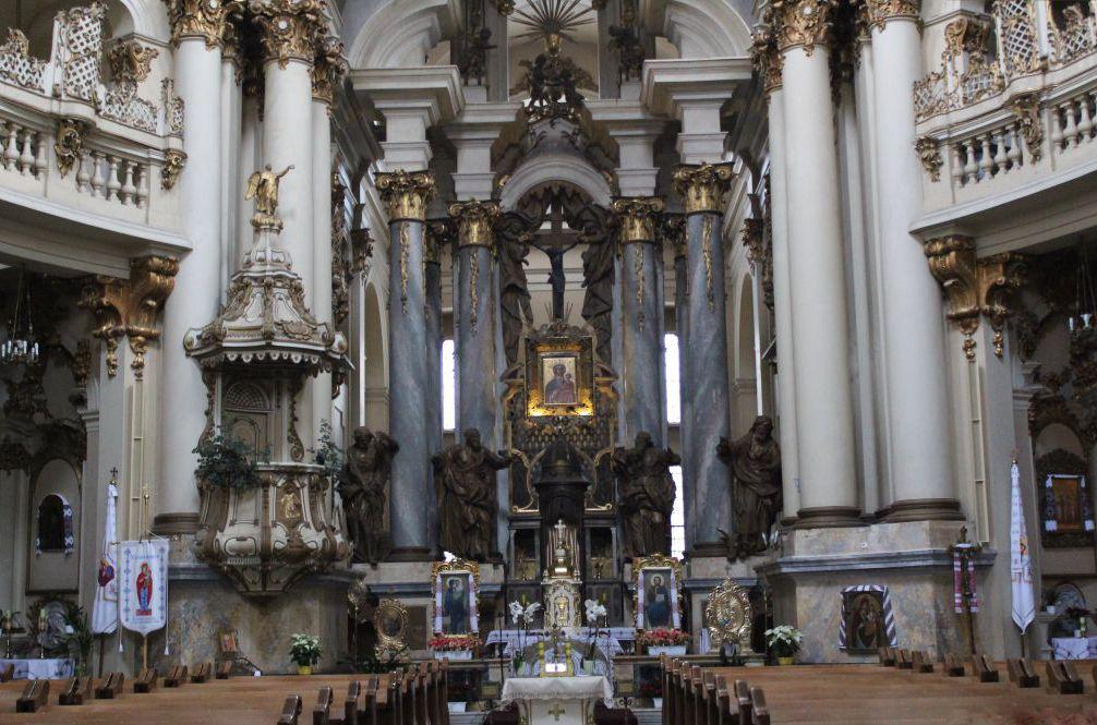 Dominican Church Lviv