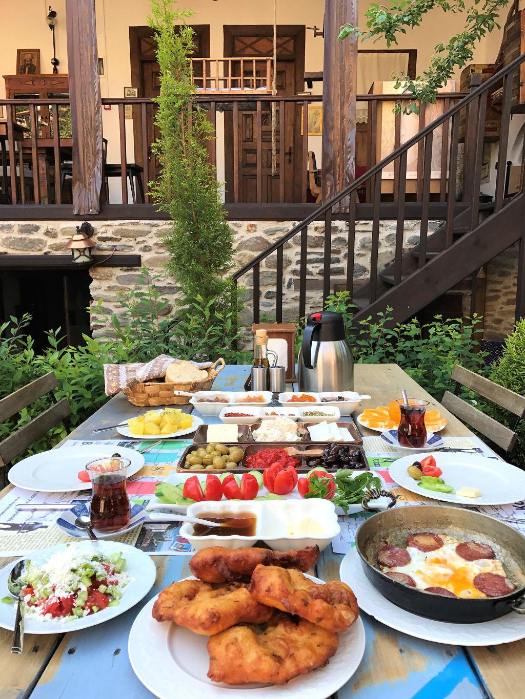 birgi kahvaltı yerleri