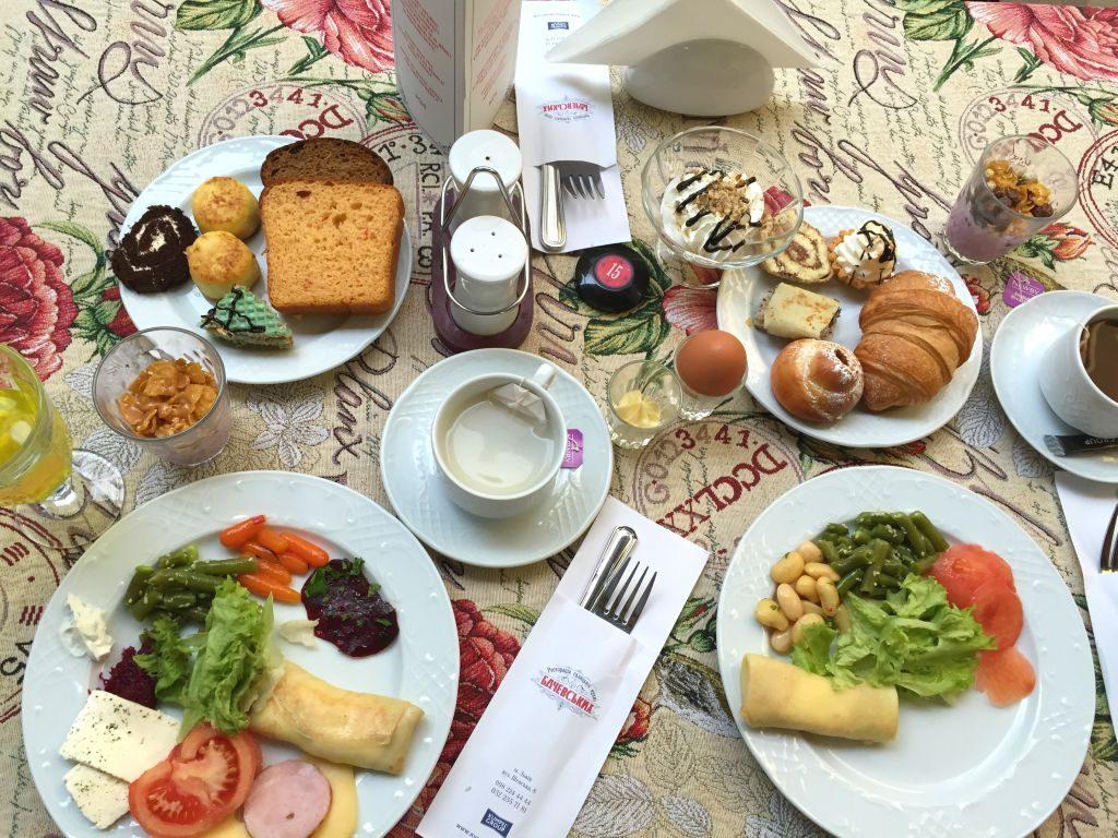 lviv kahvaltı