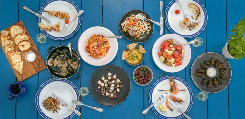 yunanistan yemekleri