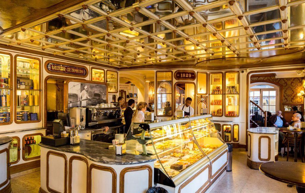 lizbon'da nerede yemek yenir