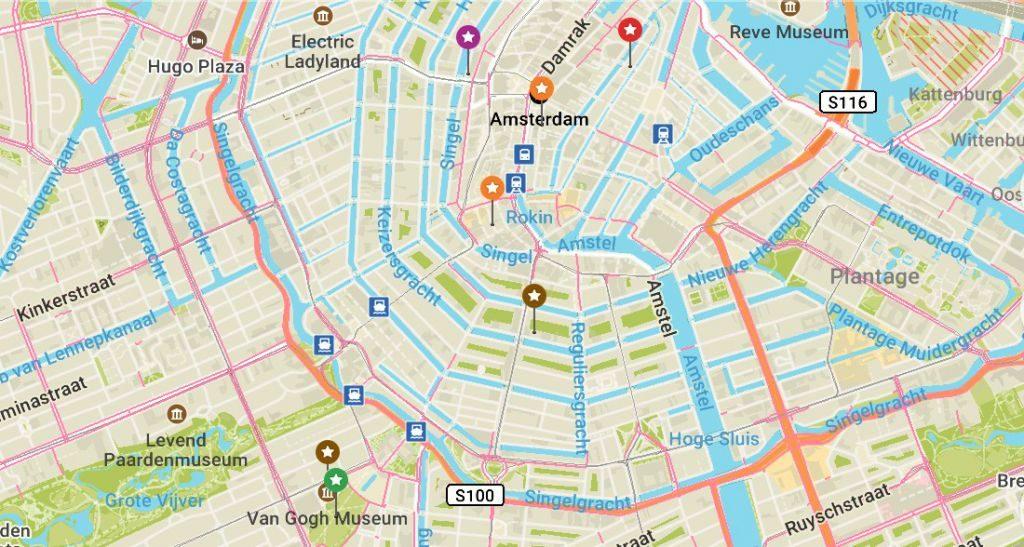 maps.me uygulaması