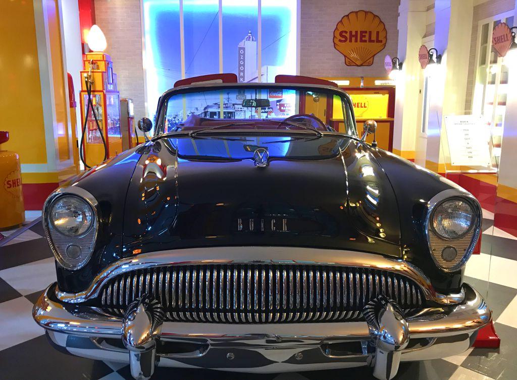 key museum otomobil müzesi
