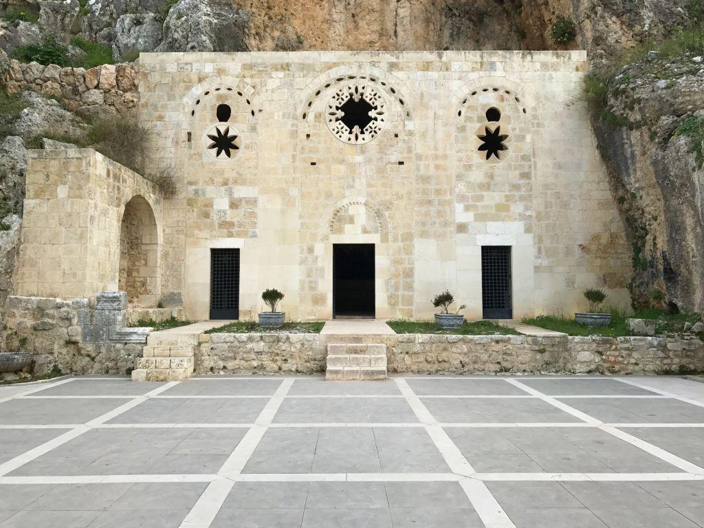 saint pierre kilisesi hatay