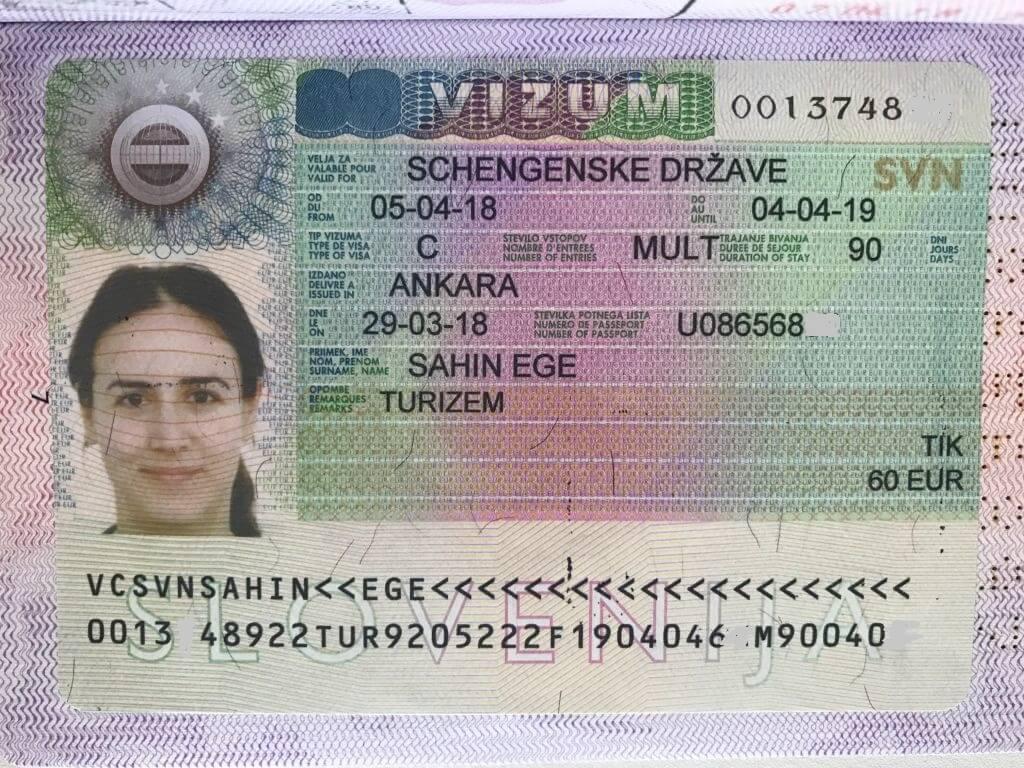 schengen vizesi slovenya