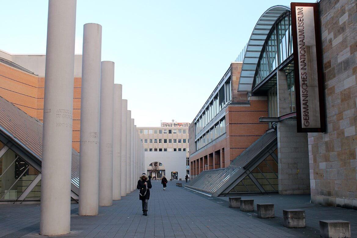 Alman Ulusal Müzesi Nürnberg