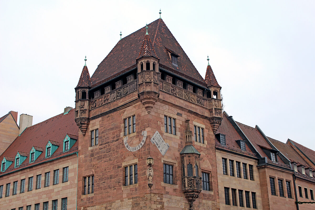 nüremberg almanya şehir
