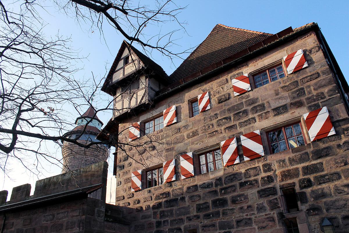 Nürnberg Kalesi