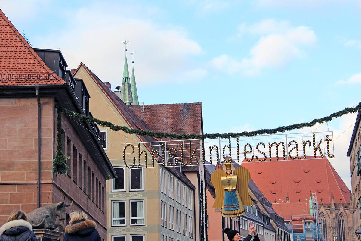 almanya nürnberg noel pazarı