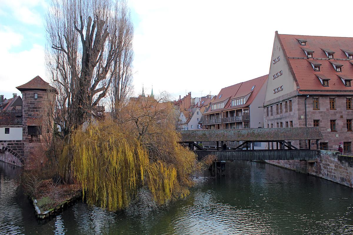 pegnitz nehri nürnberg