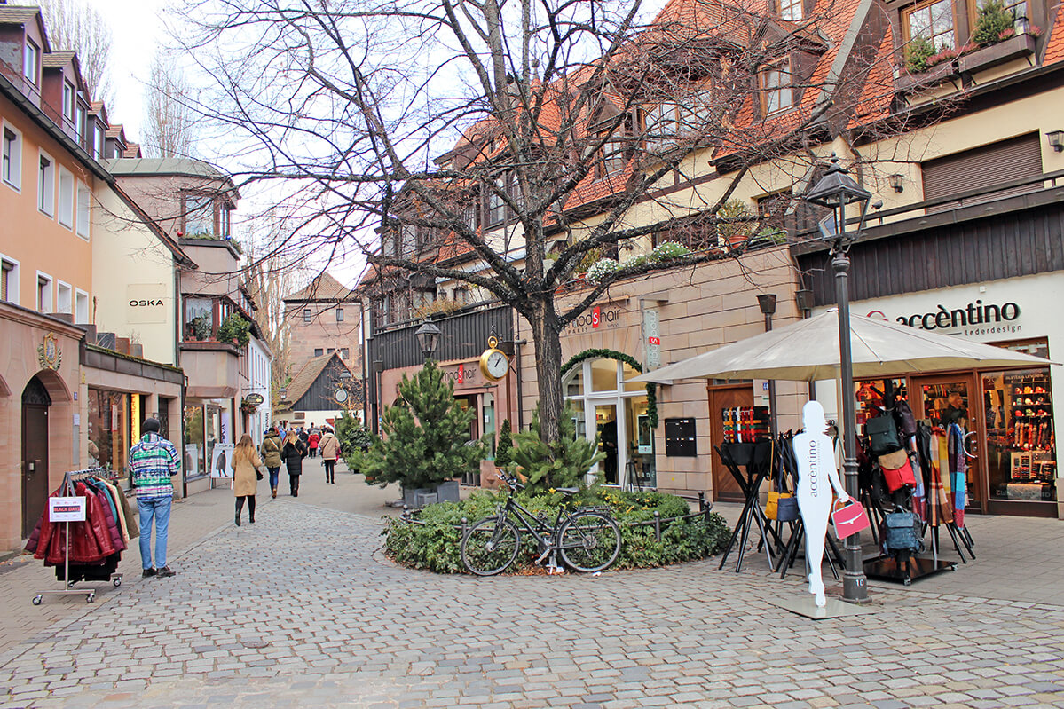 Trödelmarkt Nürnberg