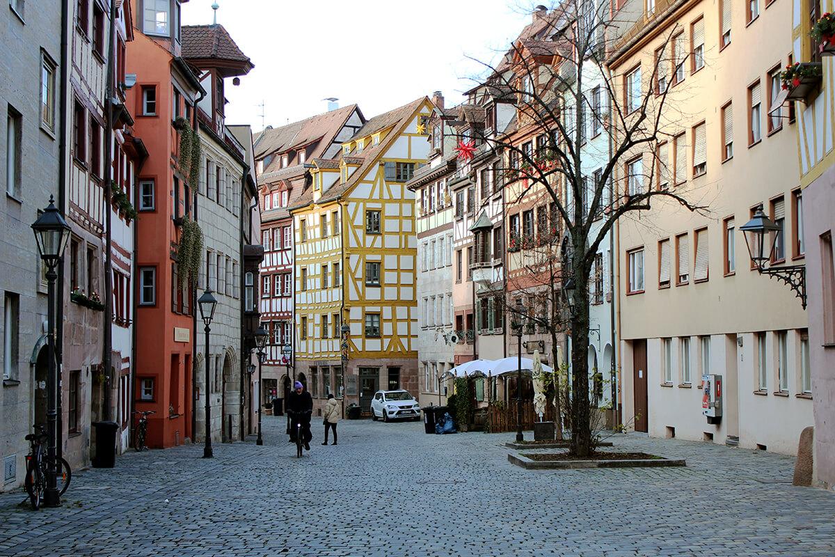 Weisgerbergasse Nürnberg